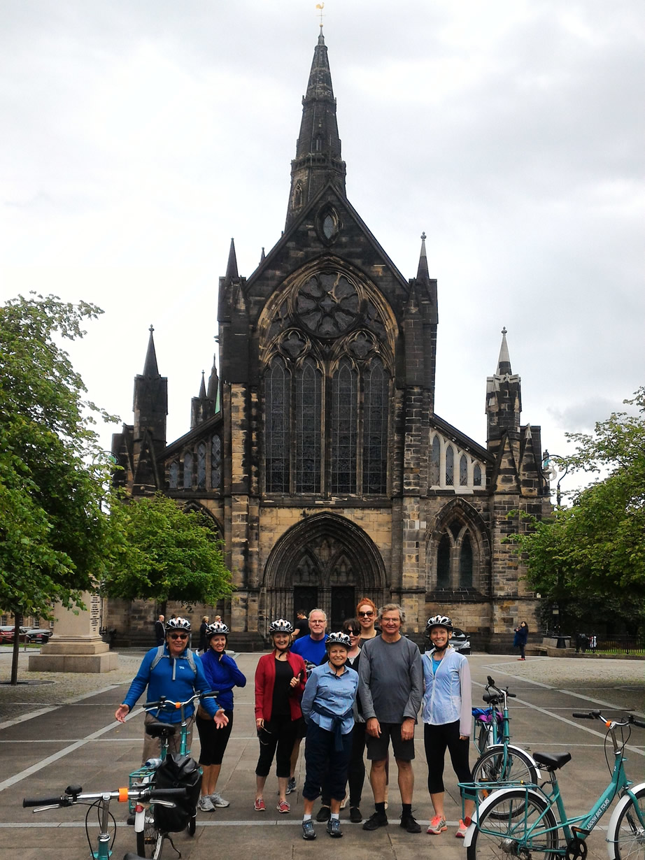Things to do around Glasgow Cathedral