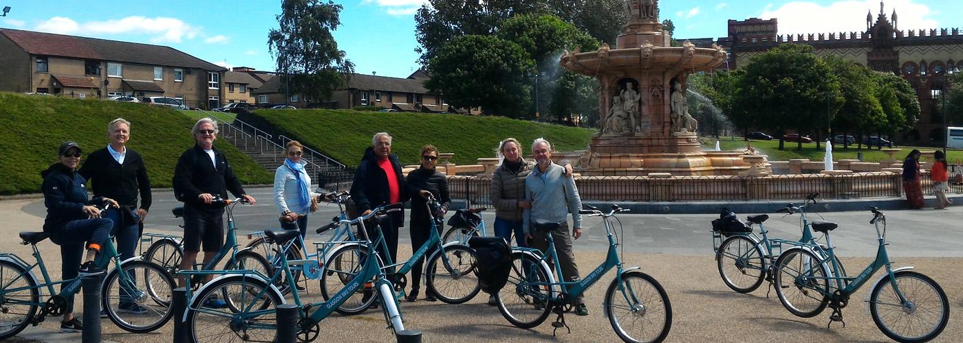 sightseeing tours glasgow Doulton Fountain