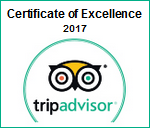 Glasgow Bike Tours Tripadvisor Cert of Excellence