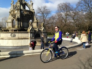 Sightseeing tours Glasgow by bike web
