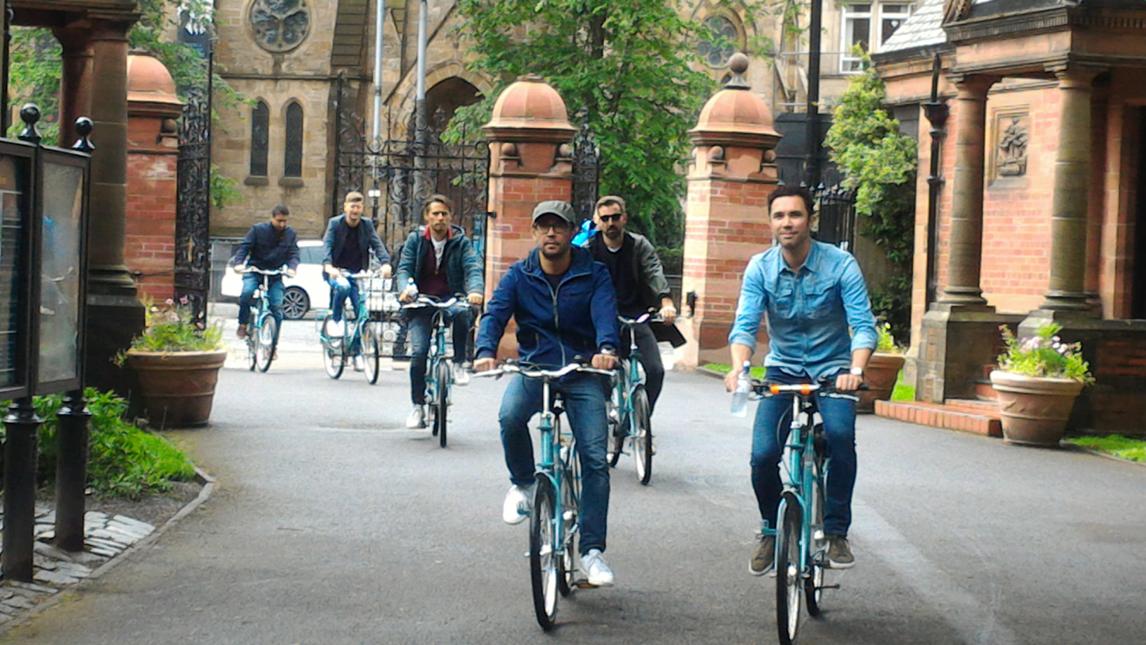 Private Bike Tours Glasgow Bike Tours
