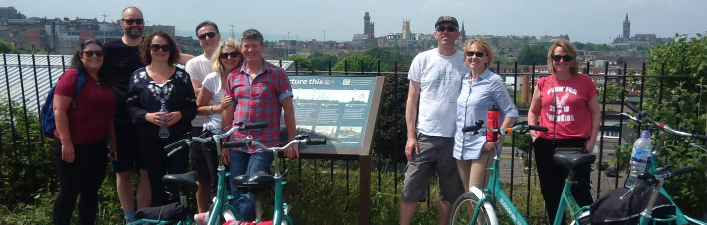 How Safe is a Bike Tour of Glasgow